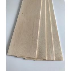 Planche Balsa 10cm x 1M