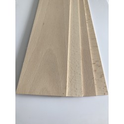 Planche Hêtre 10cm x 1M